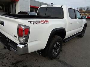 Used 2020 Toyota Tacoma New 2020 Double Cab 4x4 3 5l 4wd