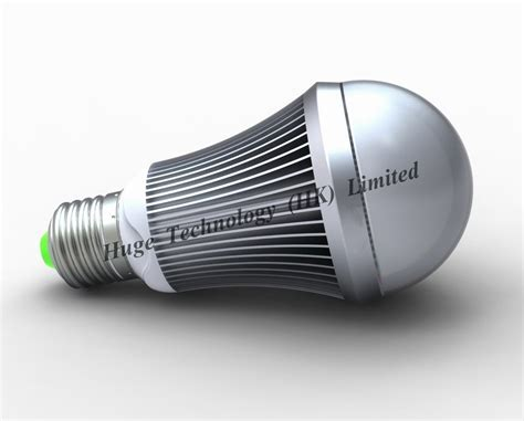 china led bulb light 8w low power consumption huge