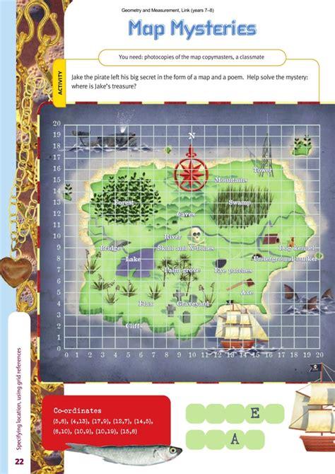 map mysteries nz maths