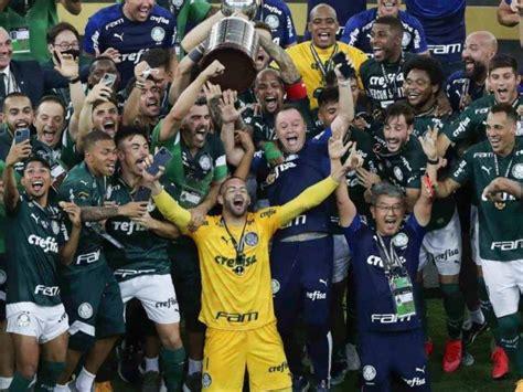Palmeiras se va al Mundial de Clubes