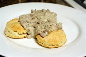 Better Homemade Biscuits and Gravy The Paupered Chef