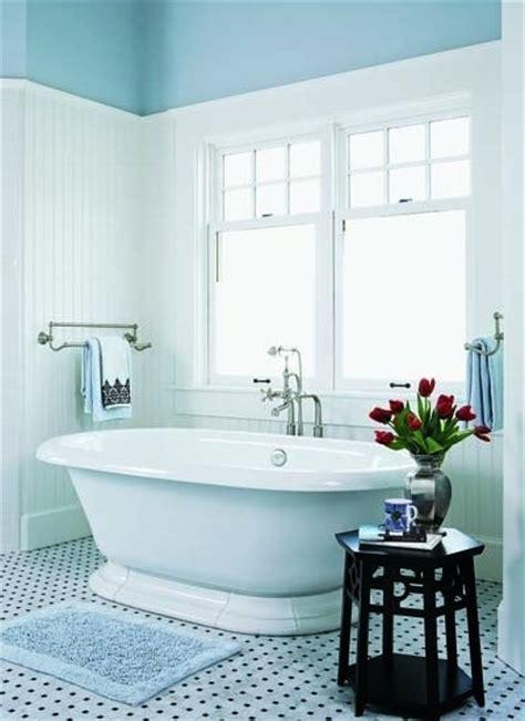 Beadboard And Tile by Beadboard Tile Bathroom