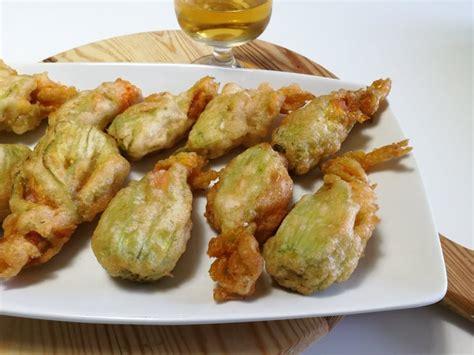 ricetta fiori di zucca ripieni fritti fiori di zucca fritti ripieni le migliori ricette
