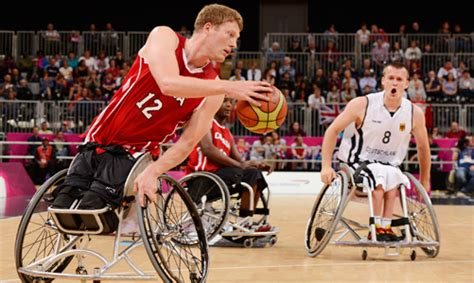 Wheelchair Basketball | Canadian Paralympic Committee