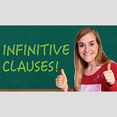 German Lesson (294)  Infinitive Clauses  Theory + Listening Comprehension  B1b2 Youtube