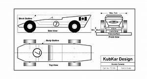 kub kar design With kub car templates