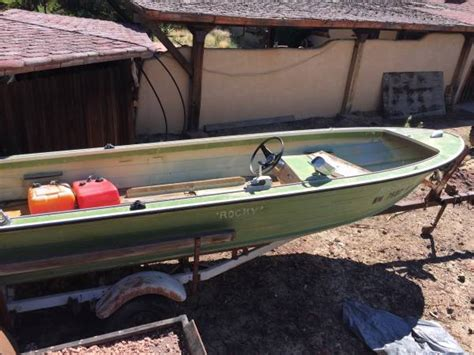 1969 Starcraft Aluminum Boat by 1969 Starcraft For Sale