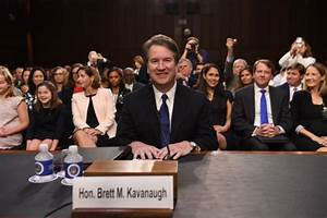 Hours before Kavanaugh confirmation hearings, Bush lawyer ...