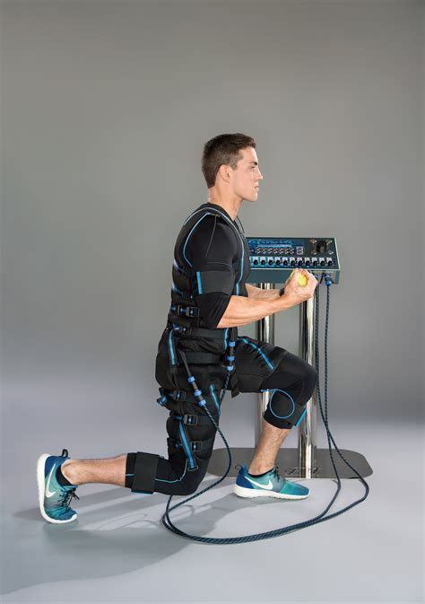 Electric Muscle Stimulation: The Workout That Does the