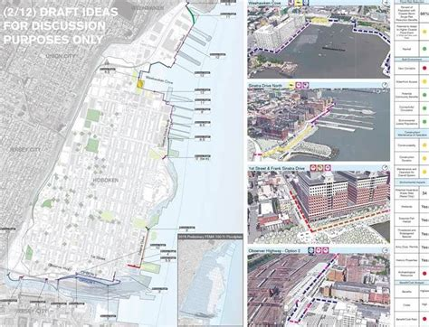 Hoboken Flood Project Down To 3 Choices Hoboken Nj Patch
