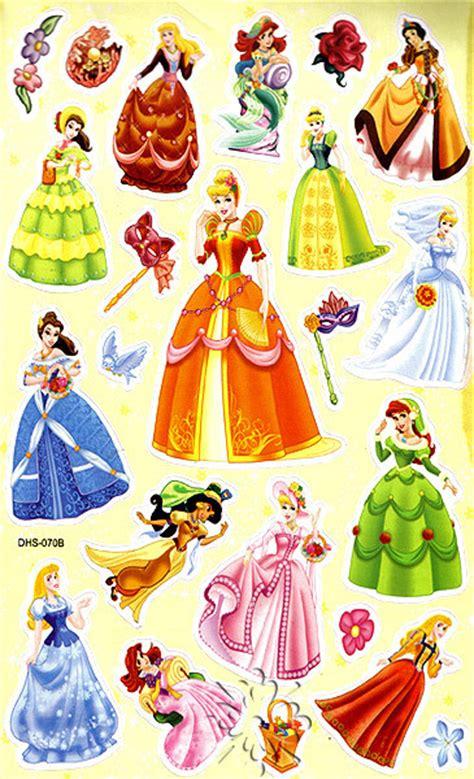 Stickers Princesse Disney Disney Princesses Stickers Disney Princess Photo 7315621 Fanpop