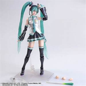 Buy Action Figure - Vocaloid Variant Play Arts Kai Action ...