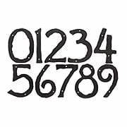 house address numbers house numbers and letters house With antique house numbers and letters