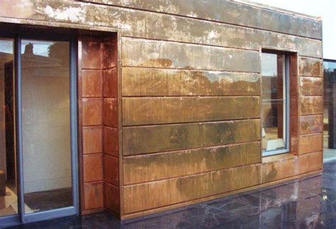 copper walls interlocking panel is a contemporary