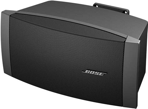 bose ds 100se black freespace indoor outdoor commercial