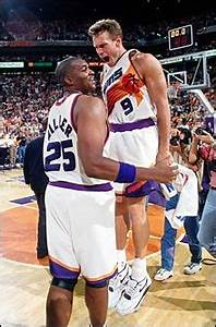 Dan Majerle On 39 93 Phoenix Suns