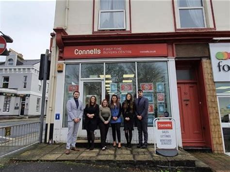 estate agents lettings agents  plymouth connells