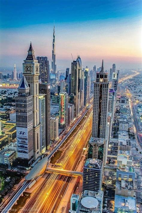 dubai night iphone  wallpaper  nel