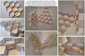 Hayley Bartram L6  Paper Honeycomb Structure