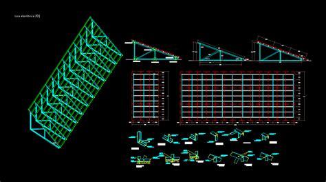 panel structure  autocad cad   kb