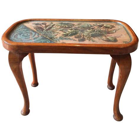 Antique Coffee Table Victorian 19th Century Mahogany Small