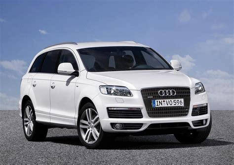 Audi Q7 Picture by 2007 Audi Q7 3 0 Tdi Picture Top Speed