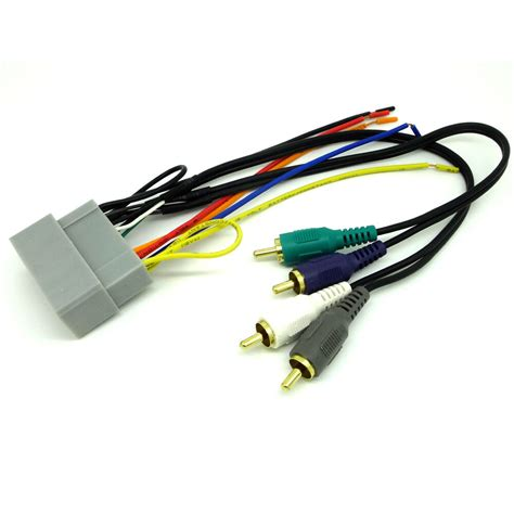 Jeep Radio Wiring Harnes by Dodge Jeep Car Stereo Cd Player Wiring Harness Wire