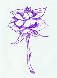 purple rose by Repip on DeviantArt