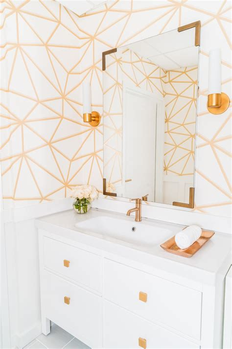 beautiful reasons  wallpaper  bathroom hgtvs