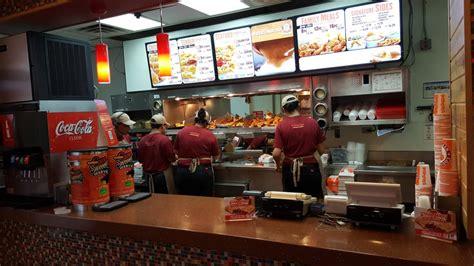 popeyes louisiana kitchen    reviews fast food   redlands blvd san