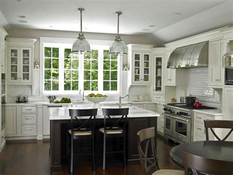 kitchens  large  floor  ceiling windows