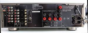 Yamaha Rx-v430rds