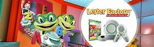 from the manufacturer With leaptv letter factory adventures