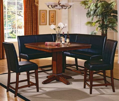 Kitchen Nook Dining Set by 59 Table Nooks Sets Amish Breakfast Nooks Amish