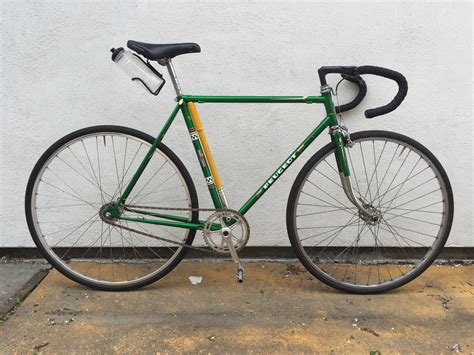 Peugeot Uo 8 by Sacco S Peugeot Uo 8 Fixie Conversion Fixed Gear