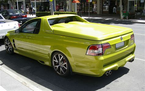 holden maloo 2007 hsv maloo overview cargurus