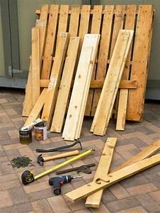 Holzmöbel Selber Bauen : m bel aus paletten ~ Orissabook.com Haus und Dekorationen