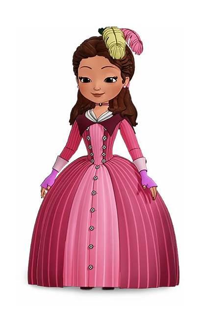 Sofia Princess Clio Characters Cleo Disney Amber