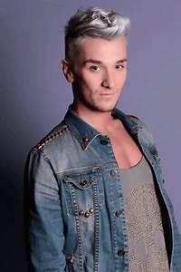 Coupe Homme Cheveux Gris : coupe grise par laure gabillet biblond pour les coiffeurs ~ Melissatoandfro.com Idées de Décoration