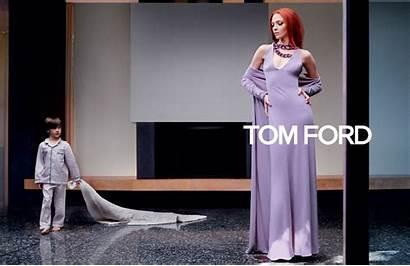 Ford Tom Ad Mariacarla Campaign Boscono Fall
