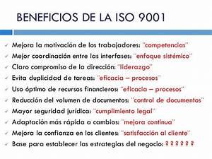 Introduccion A La Implementacion Del Sgc Iso 9001 En El