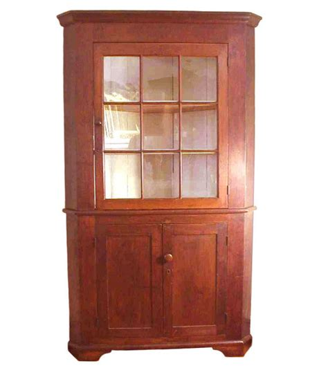 Antique Corner Cupboards For Sale by American Corner Cupboard For Sale Antiques Classifieds