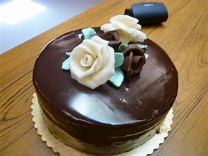 Chocolate Cake Decorating Ideas   Decorating Ideas