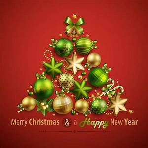 Merry Christmas And Happy New Year 2017 Clip Art – Happy ...
