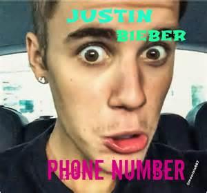 justin biebers phone number 2015 justin bieber s phone number 2015