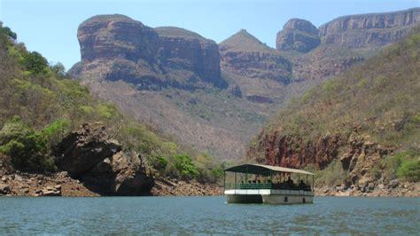 Boat Cruise South Africa by Blyde River Boat Cruise In Sabie Activitar