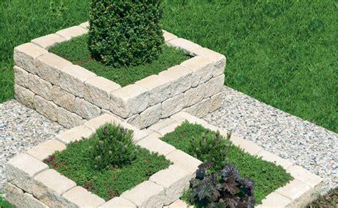 hochbeet anlegen stein verhoogd bloembed aanleggen tips hornbach