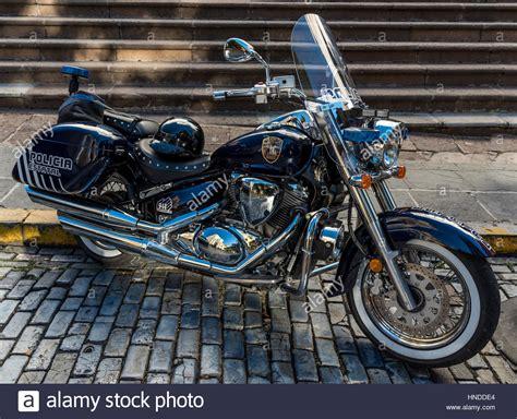 Police Motorbike Stock Photos & Police Motorbike Stock