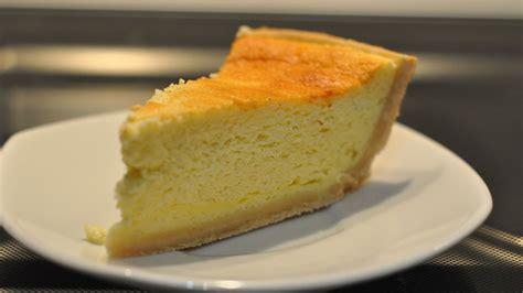 cuisine tarte au citron recette de tarte au fromage blanc légère