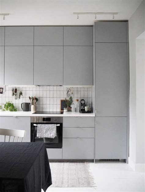 grey kitchens  youll    leave digsdigs